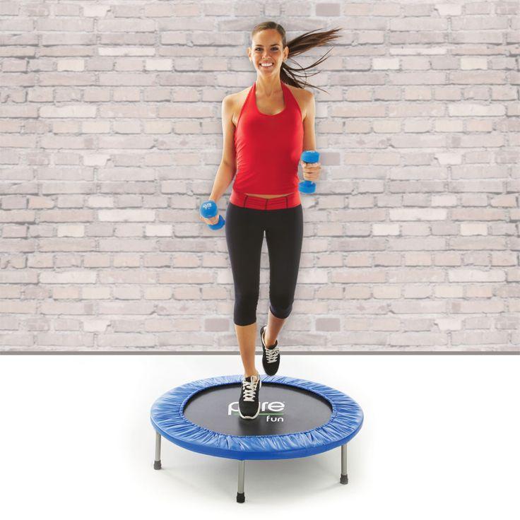 25+ Best Ideas About Mini Trampoline Workout On Pinterest