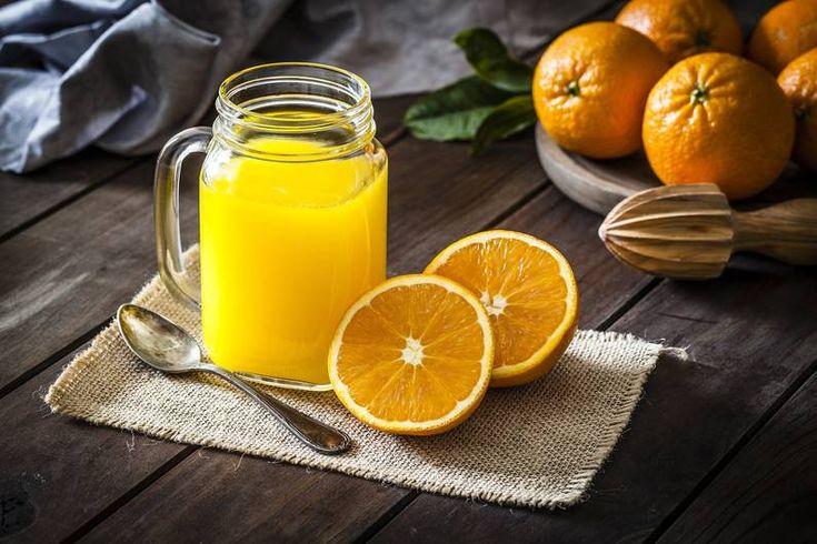 Studie: So gesund ist Orangensaft – Elena Salz