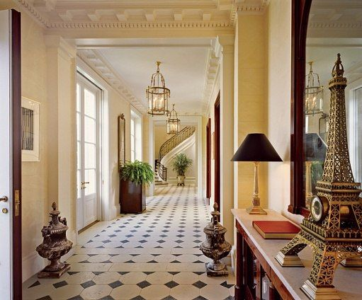 195 best images about entry foyer & stairs   french country ...