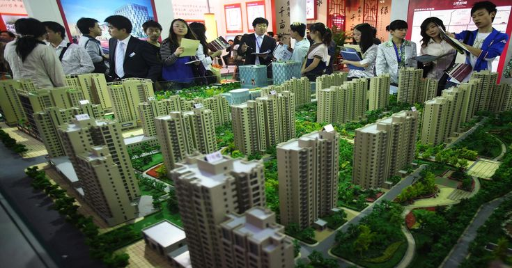 China's property sales may finally stop growing this year UBS says