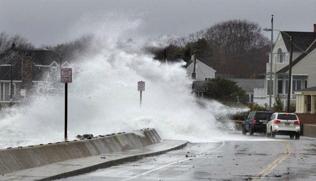 Superstorm Sandy. LOS FENOMENOS METEOROLOGICOS EXTREMOS SON CONSECUENCIA DEL CAMBIO CLIMATICO.
