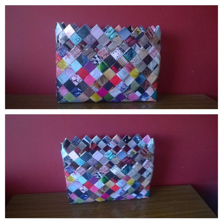 #DIY #wrapper #candy #paper #bag #handmade