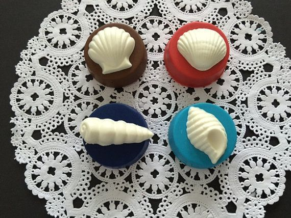 Chocolate Oreos SEASHELL Chocolate Covered by CandyConfections