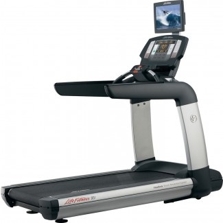 """""""FREE Workout Planner & Tracker""""   The Life Fitness Elevation Series 95T Achieve Treadmill has Intuitive Console Technology to help users achieve their fitness goals with the simple and intuitive Achieve™ Console. The 95T Achieve treadmill is easy to use for exercisers who want to get on and go, and includes the six most commonly used Life Fitness workouts.  Workout Tracking that utilises the USB connectivity to create, plan and track workouts for free at Life Fitness Virtual Trainer web…"""