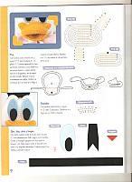 Paperino disney donald duck amigurumi 2