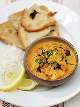 Keralan fish curry.xen made this and said it was yummy and easy.