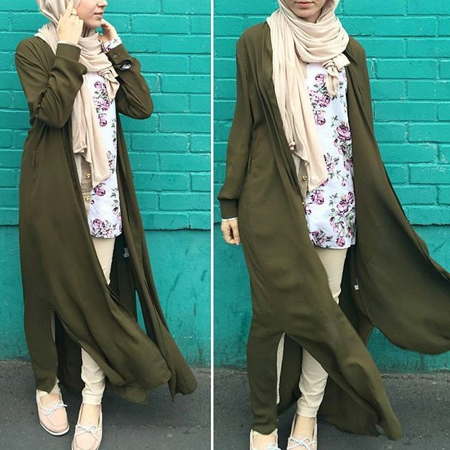 #hijaboutfit#gorgeous#cute#khaki#colour#lovely#OOTD#simple#hijab#chic#adorable#awsome#sweet#summer#outfit#hijabstyle#flawless#beautiful#mashaallah#muslimah#lifestyle#instalove#chic#hijabchic#blogger#fashionista#hijabers#instafollow#hijabness19#beauty#forever@hijabness19  ====>> by  @nabiilabee