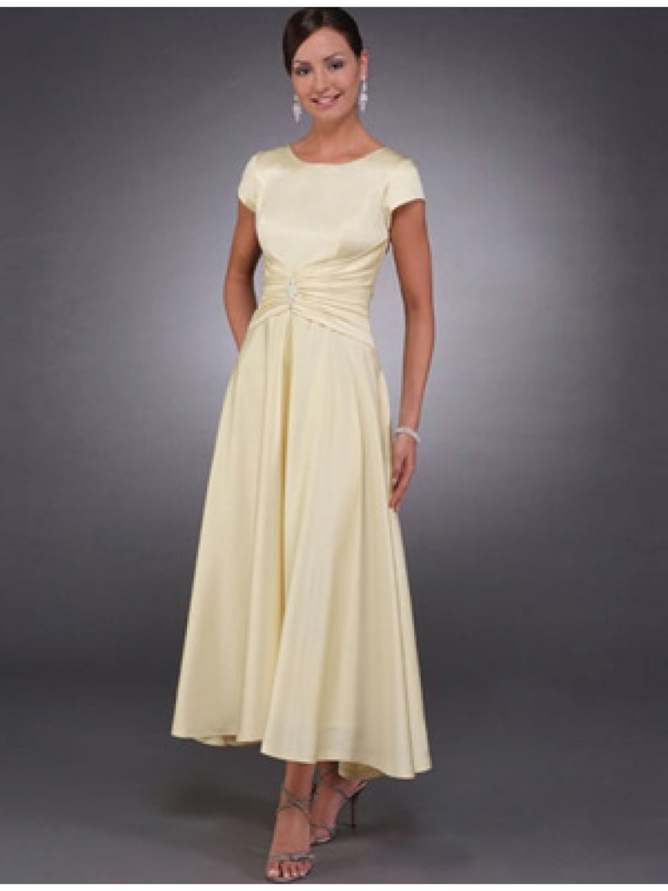 19 best tea length mother of the bride dresses images on