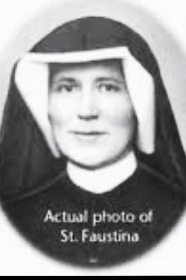 "Be a part of St Faustina's vision: ""O what a great multitude of souls I see! They worshiped the Divine Mercy & will be singing the hymn of praise for all eternity"" (Diary, 848) ♥"