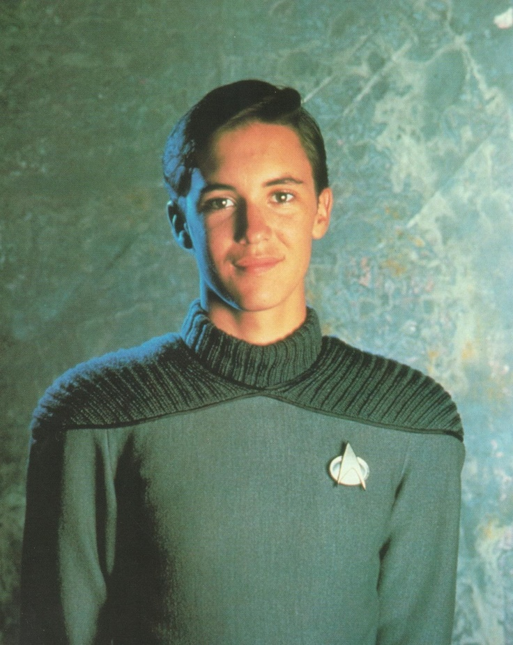 Star Trek The Next Generation  (funny as hell on the big bang theory) nice guy..