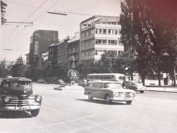 1960lar Kızılay Nostaljik Ankara Fotoğrafları 1950-1980 ler