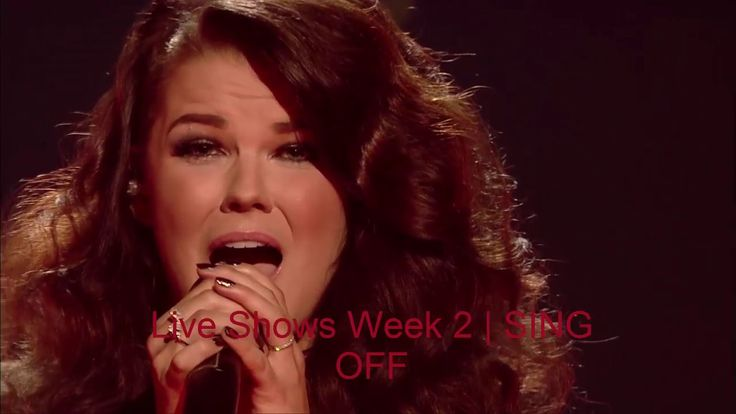 Saara Aalto - All the performance in The X Factor UK 2016