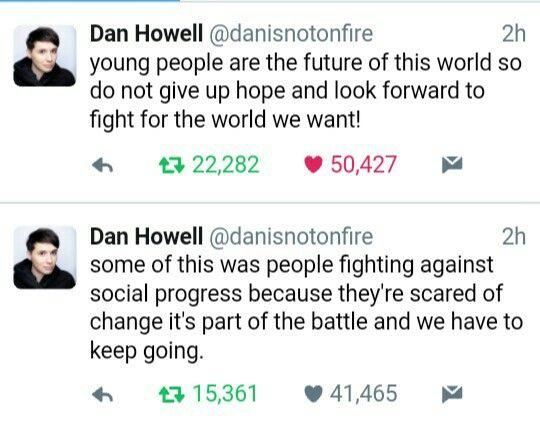 Dan on Trump being Elected