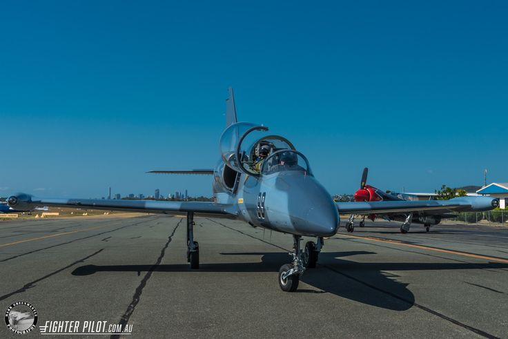 Fighter Pilot L-39 Albatros. Photo by Mark Greenmantle Photography.