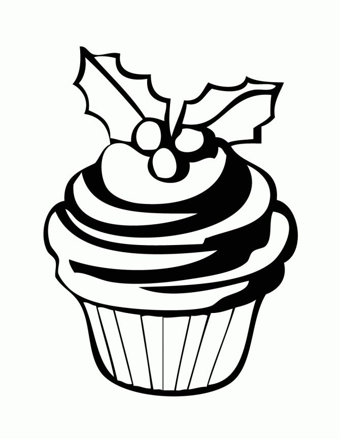 Mickey Mouse Cupcake Coloring Pages Coloring Pages