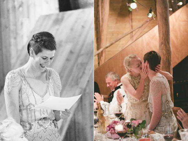 norwegian weddings // via ruffledblog.com