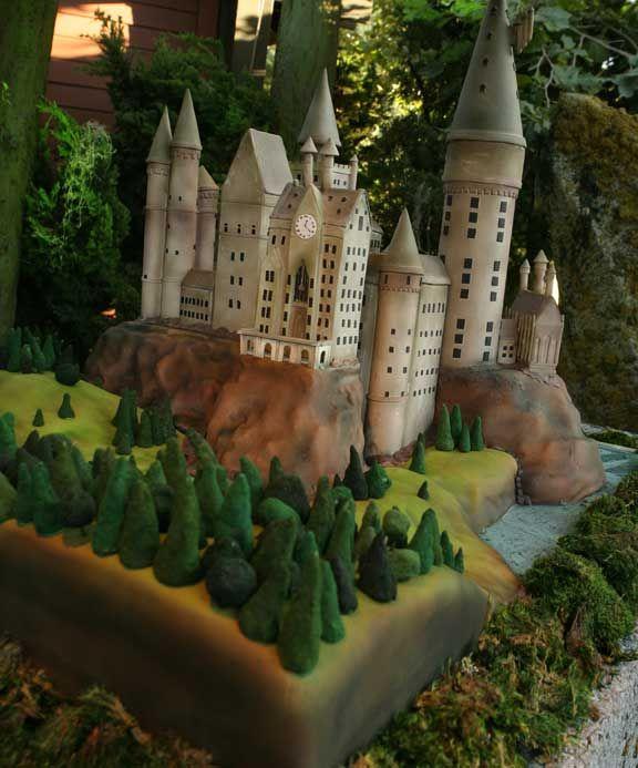hogwarts cake.. amazing.