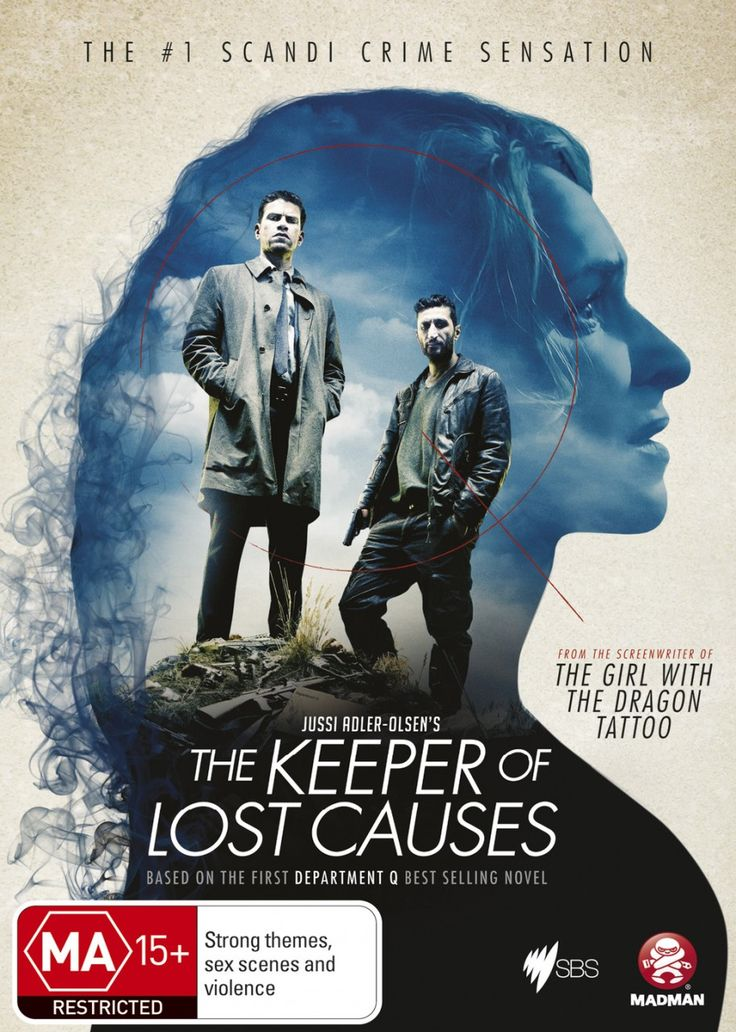 The Keeper of Lost Causes Subtitles - Movies Subtitles