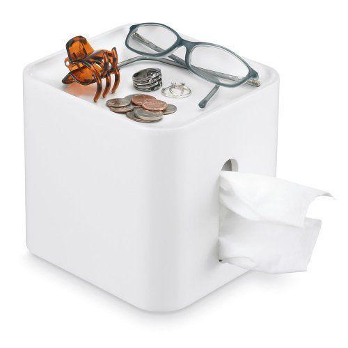 Polder Tissue Pod, White by Polder, http://www.amazon.com/dp/B005EQIST0/ref=cm_sw_r_pi_dp_PAabrb07FBKEN