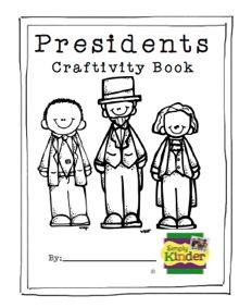 Simply Kinder: President's Day Freebie