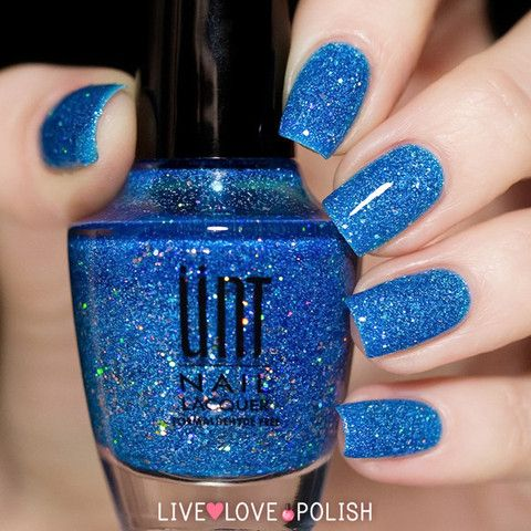 UNT Lost in Paradise Nail Polish -EA075 (Love Captain Collection) | Live Love Polish