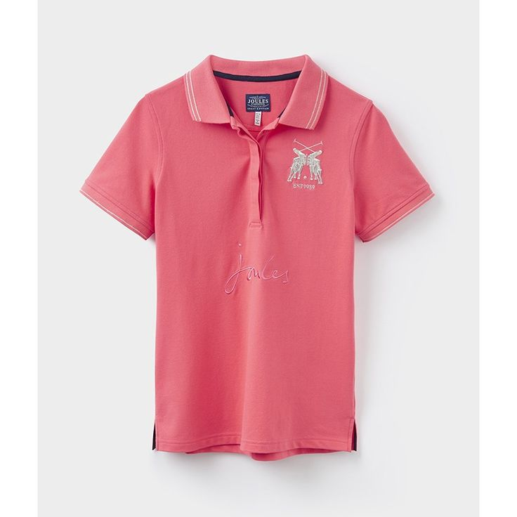 Joules Women's Amity Polo Shirt | The Cheshire Horse