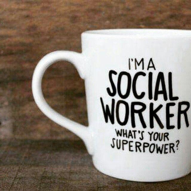 Via Social Work Helper. Never underestimate the power of a social worker! More