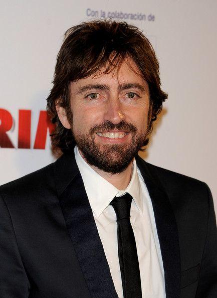 """15 d'octubre de 2015 : El guionista i director de cinema Daniel Sánchez Arévalo ha estat finalista del Premi Planeta 2015 amb l'obra """"La isla de Alice""""."""