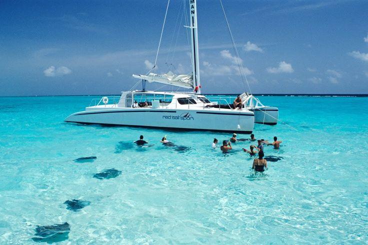 Каймановы острова Путешествие и Отдых в Карибском море Куда поехать отдыхать Что посмотреть Фото Тур
