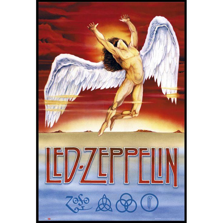 USA Led Zeppelin Swang Song
