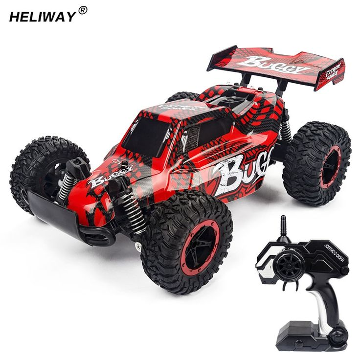 36.61$  Buy now - http://aliij1.shopchina.info/1/go.php?t=32815654317 - New 1:16 4WD RC Car 2.4G Electric Speed RC Racing Bigfoot Buggy Radio Control Car RC Buggy Highspeed Off-Road Model Toy for Boys 36.61$ #magazineonline