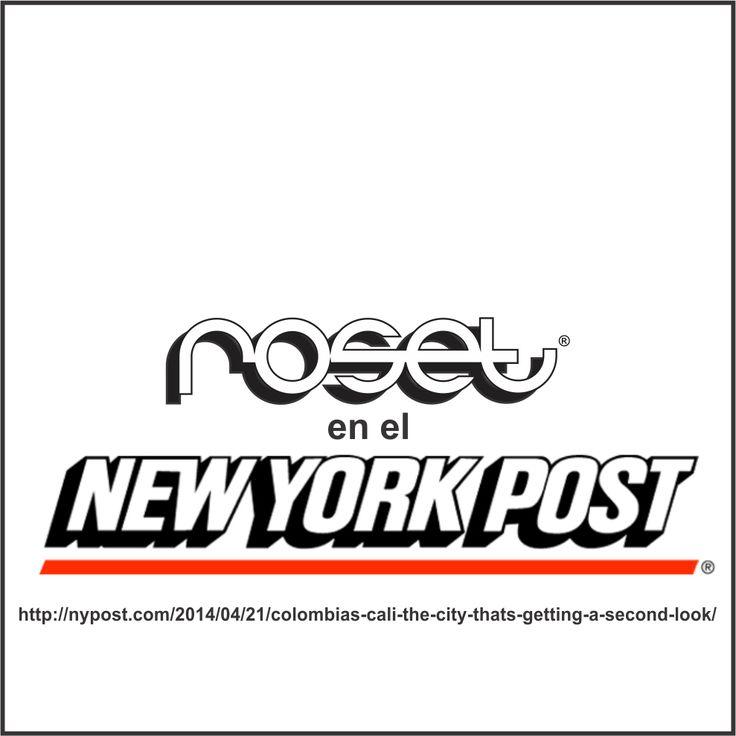 ROSET IN NEW YORK POST!