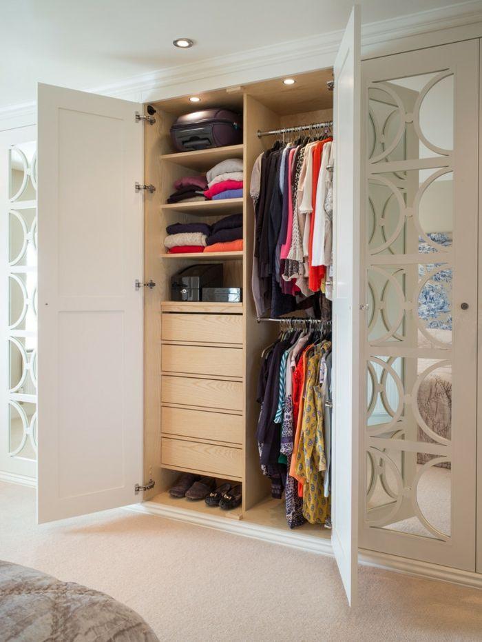 Trend Kleiderschrank Ankleideraum Kleideraufbewahrung