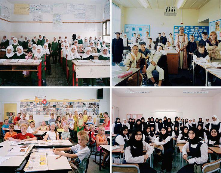 klaslokalen 4