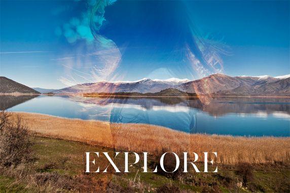 Explore Prespes Lakes in Florina, Macedonia, Greece