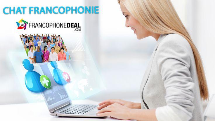 FrancophoneDeal-Chat vous permet d'inviter vos amis et de chatter avec eux en 1 clic, sans inscription depuis vos médias sociaux. De plus, vous pouvez faire des rencontres avec des francophones de diverses origines. http://francophonedeal-chat.com/video-chat-francophone/