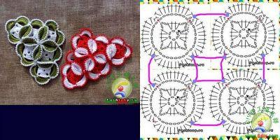 El mundo del crochet.: septiembre 2013