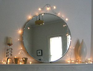 78+ images about Fairy lights on Pinterest Traditional living rooms, Christmas lights etc and ...
