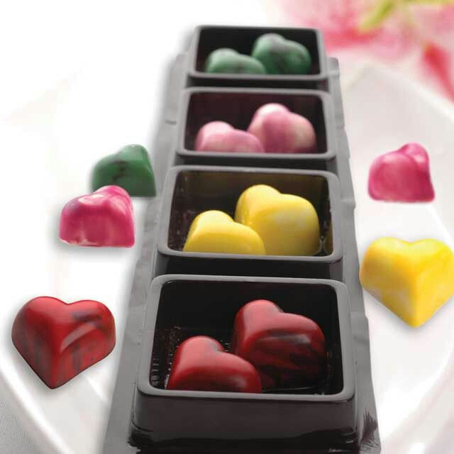 Its could be called luxury taste.  #tulipchocolate