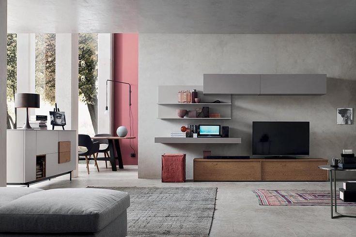 Oltre 25 fantastiche idee su mensole soggiorno su - Mensole da ufficio ...