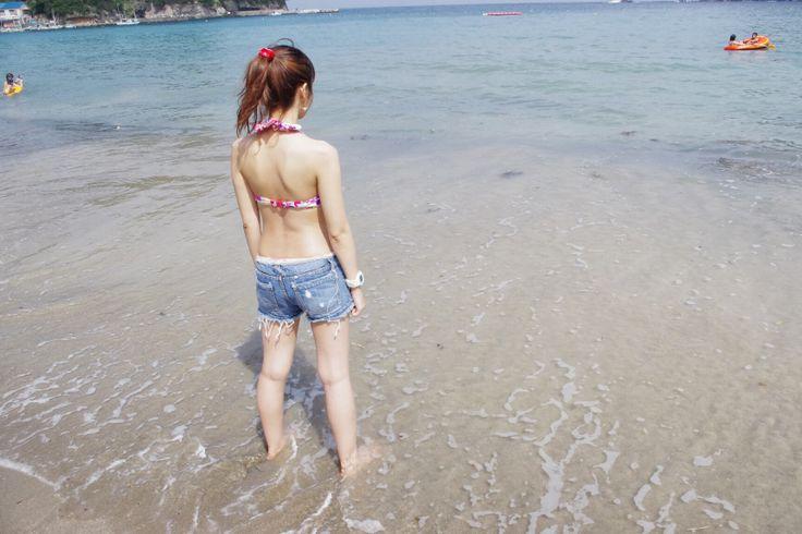 Beach-Shizuoka,Japan