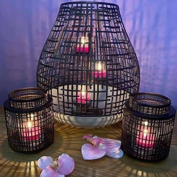 Collection Contemporaine En 2020 Decoration Saisonniere Lampion Lampe Tempete