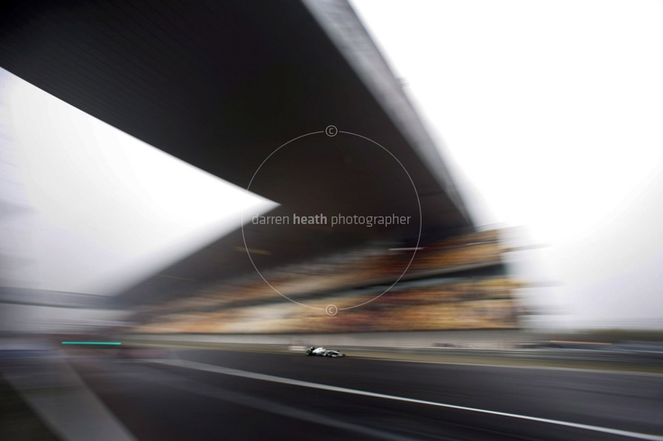 Motion ... from Darren Heath