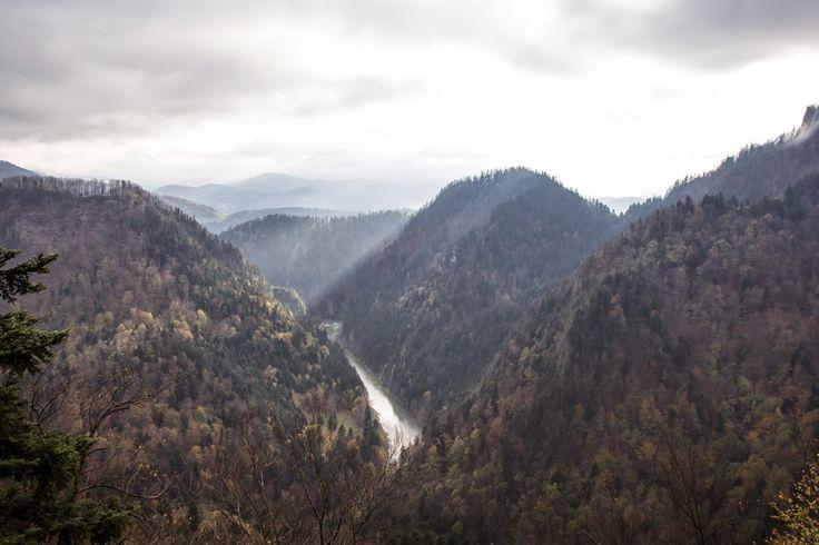 Pieniny, Dunajec