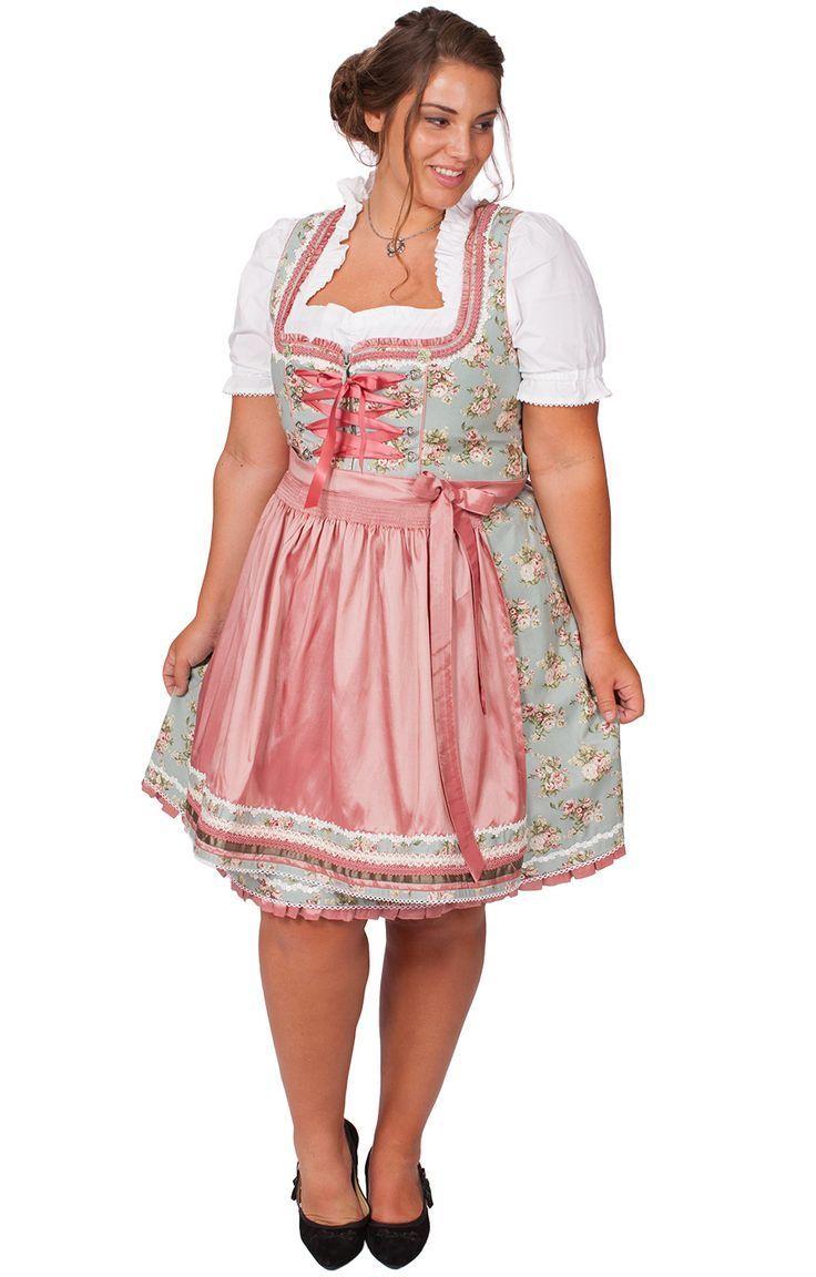 Pinterest Deutschland Dirndl Mode Grosse Grossen Dirndl Grosse Grossen
