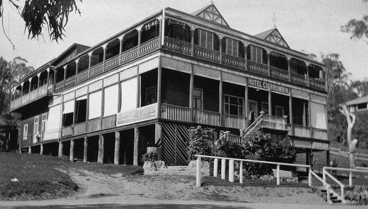 Hotel Currumbin, Gold Coast, ca. 1930