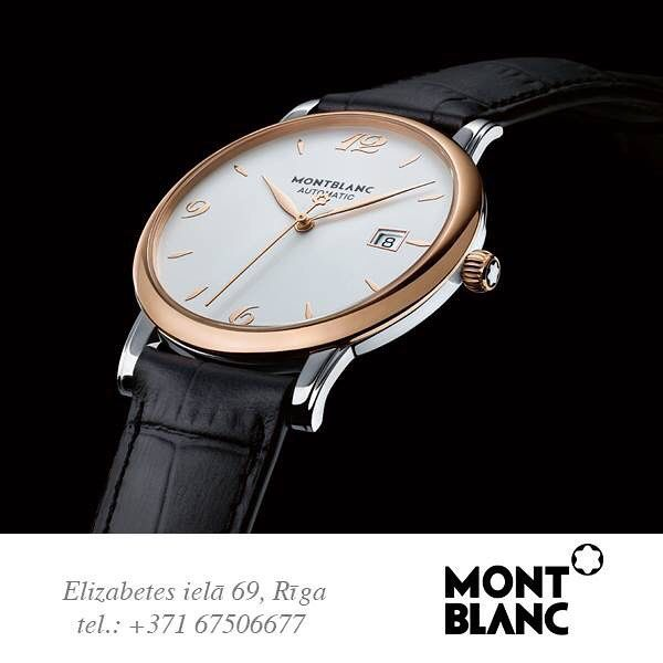 39 mm plāns korpuss, arābu cipari, ciparnīcas baltā pinuma rakstā un trīs pulksteņrādītāji -  viss šis ir raksturīgs mūsu MontblancStar Classique pulksteņu sērijai .  Корпус толщиной в 39 мм, арабские цифры, циферблат с белой гильотировкой, три часовые стрелки - все это характерно часам серии MontblancStar Classique.