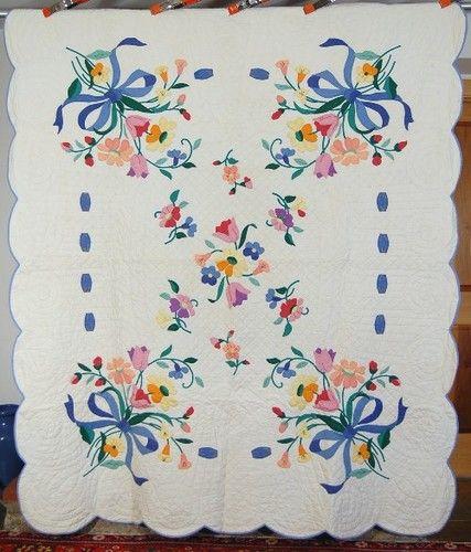 1000 Images About Vintage Quilt Kits On Pinterest Bride