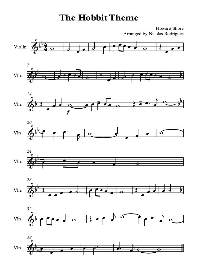 What Star Wars Trumpet Notes Beginners