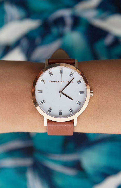 Christian Paul Avalon Luxe Watch